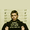 openmoments: Supernatural: Dean's in trouble...again (Supernatural {bars can't hold me})