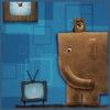 merryish: X - elephant tv (Default)