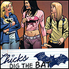 shakeskp: (dcu - chicks dig the bat)