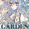 mobiuswolf: Ushio - the girl in the garden (Reki - painting)
