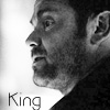 ponderosa: Profile headshot of Crowley from Supernatural (csi - eleventyone)
