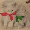 fallconsmate: (vintage kittens)