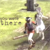 crankyoldman: You were there, when we were alone in a big scary castle. [Ico] (ico&yorda)