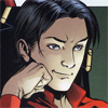 labellementeuse: Headshot of Tim Drake with a smug Timmy smile (comics tim's a cutie)