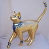 la_samtyr: cat statue (Bast)