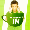 entwashian: Shawn Spencer is a fake psychic with a mug (shawn spencer)