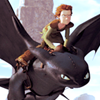inquisitivetea: (httyd toothless hiccup flying)