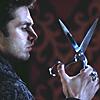 nowonder: ❝gent in a cravat with dangerous scissors❞ (❥ what i have)