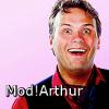 cabinpres_fic: (Arthur Mod)