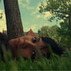 nitalala: Laying in grass (Default)