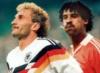 zing_och: Netherland's Frank Rijkaard spits at Germany's Rudi Völler in the Football World Cup 1990 (fair play)