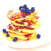 pirate_pancakes: (blueberry stack)