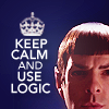 janice_lester: Keep calm and use logic (Keep calm and use logic)
