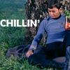 janice_lester: Bones is chillin' (Bones is chillin')