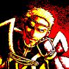 guardians_song: A slightly edited posterized version of King Zephiel from Fire Emblem: Rekka no Ken. (Trollin', Amused)