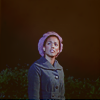 "tisifone: Martha Jones, ""Doctor Who"" (Martha gazing at the stars.)"