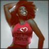 amazonziti: gorgeous girl: i heart my soul (i ♥ my soul)