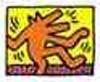 cyrano: (Haring Dancing)