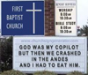cyrano: (Church Sign)