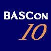 bascon_sf: bascon 10 logo by ladyjax (bascon 10, convention, slash)