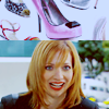 "tisifone: Jen Barber, ""The IT Crowd"" (She's gone shoe mad!)"