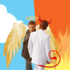 "tisifone: Sam and Deam Winchester, ""Supernatural"" (God and the Devil are raging inside me.)"