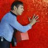 janice_lester: Spock/wall (Spock/wall)