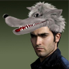 mific: (Derek's wolf hat)