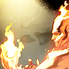 torcher: (torch → flame on!)