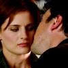 tessathesenator: (Castle/Beckett - kiss on the cheek)