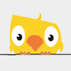 theaviary: yellow bird (yellow bird) (Default)