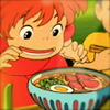 omens: Ponyo is excited about HAM! (Ponyo - Ponyo/HAM)