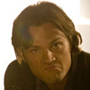 gypsyrifle: Jared Padalecki being goofy while shooting a Supernatural episode (Sam lol)