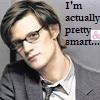 lir: (pretty smart)