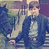 theboywiththebook: (I got a horse)