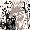 thedarkages: The ghost of Aquinas in procession (aquinas)