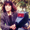 "gloriafan: Sarah Jane and K9 from ""K9 and Company."" (K9aC - Sarah Jane and K9)"