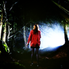 restless: Amy from Doctor Who (all alone in the dangerous woods)