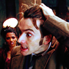 restless: The Doctor from Doctor Who (*frustrated*)