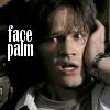 norwich36: (facepalm Sam)