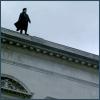 podcath: sherlock on rooftop (sherlock)