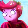 yabamena: ([adventure] making eyes.)