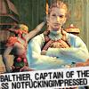 grazie: whomever @ lj (¶ Balthier is unimpressed)