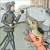 intertext: (two dragons)