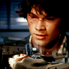 clex_monkie89: Sam Winchester, beat up and looking adorable and pathetic (Pretty When He's Hurt - SAMMY)