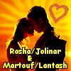 roeskva: (Rosha/Jolinar and Martouf/Lantash)