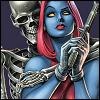 honeyspider: (X-Men: Death is in love with us)