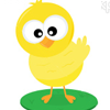 song_birds: yellow bird (yellow bird)