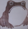 hhw: (sad frog)