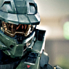 pajaroenvuelo: master chief headshot (marvel { pouting 'pool })